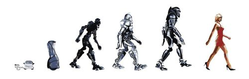 Evolution-of-the-Cylon