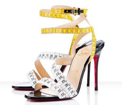 Measure shoes