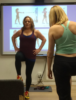 Fitness Workshop March 2014
